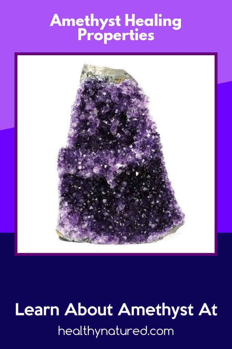Amethyst often referred to as a