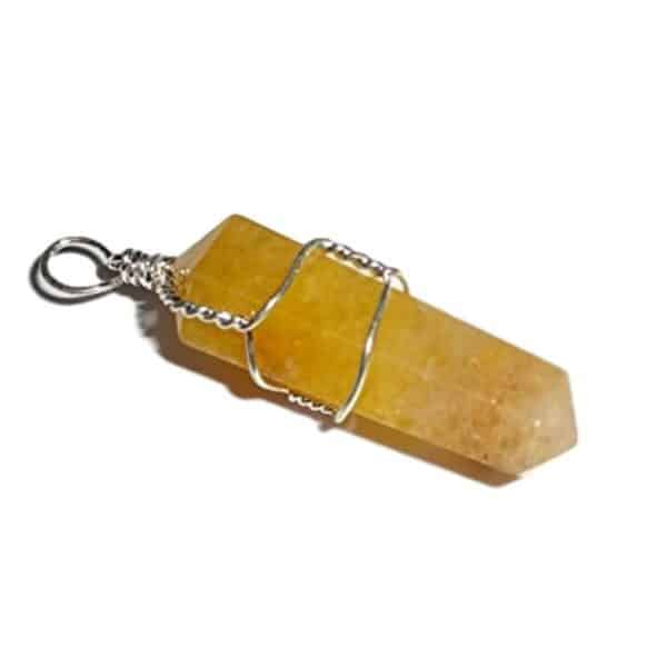 Citrine Premium Crystal Cut Healing Gemstone