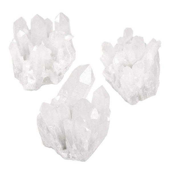 Healing Rock Clear Quartz Crystal 3