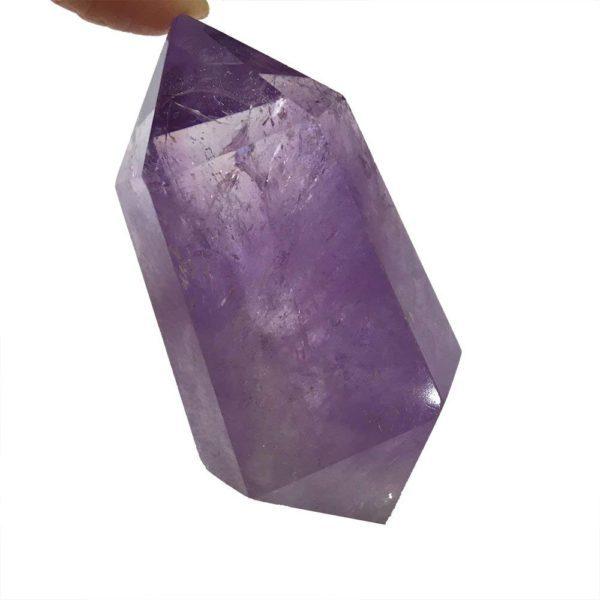 Natural Dream Amethyst Crystal
