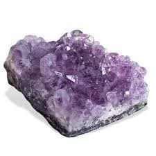 Natural Gemstone Cluster amethyst