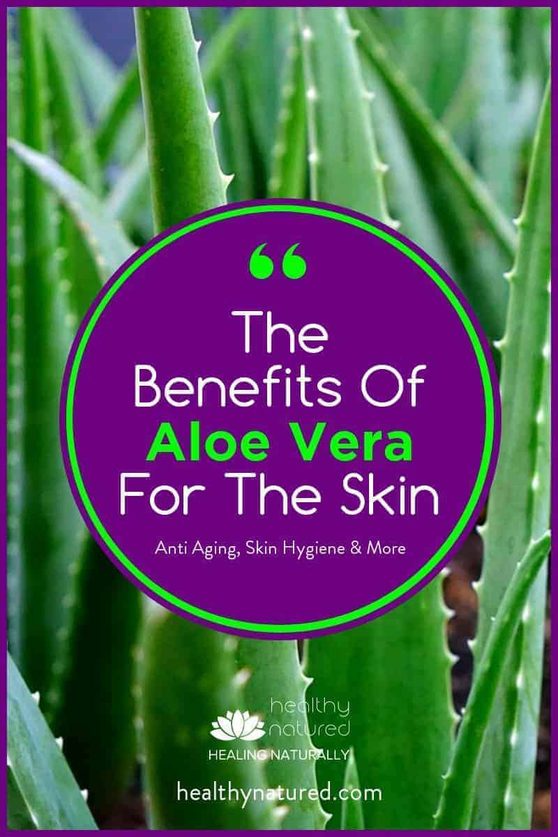 7 Amazing Benefits Of Aloe Vera Skin Care (Your Healing Guide)
