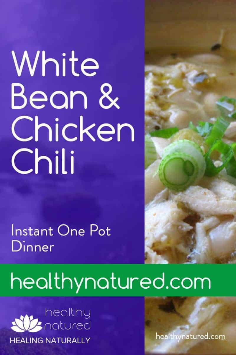 One of the easiest dishes you could ever come across and incredibly tasty!  The white bean and chicken chili instant pot dinner is one you simply must try!
