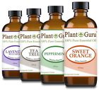 Essential Oil 4 Oz 100% Pure Natural Therapeutic Grade Aromatherapy Extract