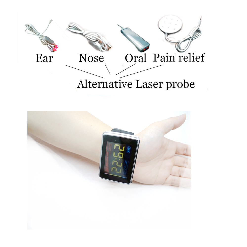 Natural Ways to Lower High Blood Pressure cardio watch Remedies Red Light Laser Therapy Acupuncture Laser Machine