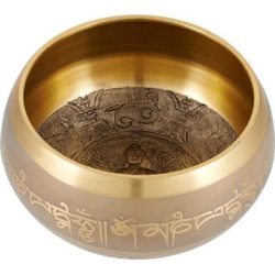 Thomann Tibetan Singing Bowl No12, 3kg