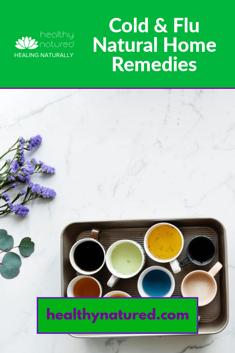 For centuries, many people across cultures and civilizations, have preferred to turn to natural remedies for treating cold and flu symptoms. Here are 5 Recipes