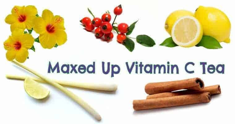 vitamin c herbal tea alternative health herbal tea for cold and flu symptoms