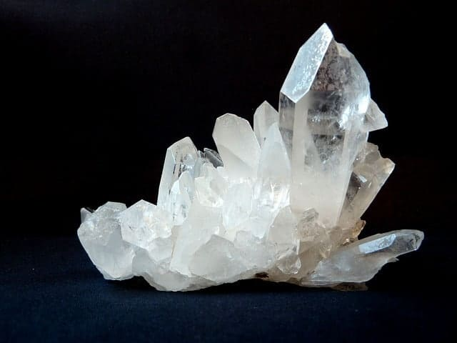 Healing Rock Crystal