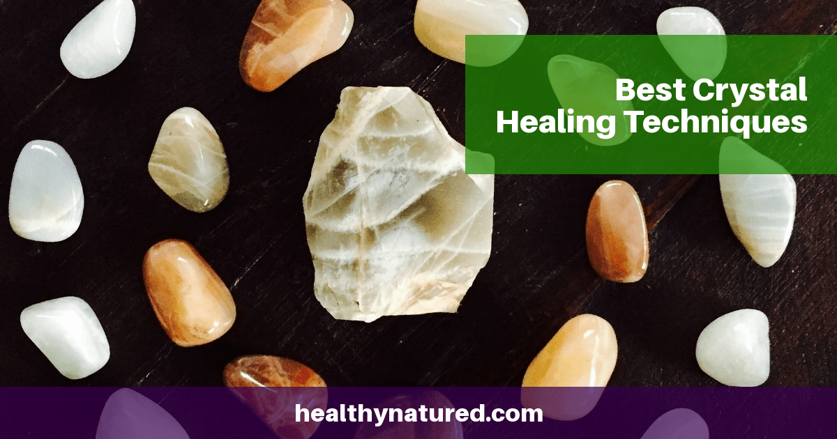crystal healing techniques for optimal health