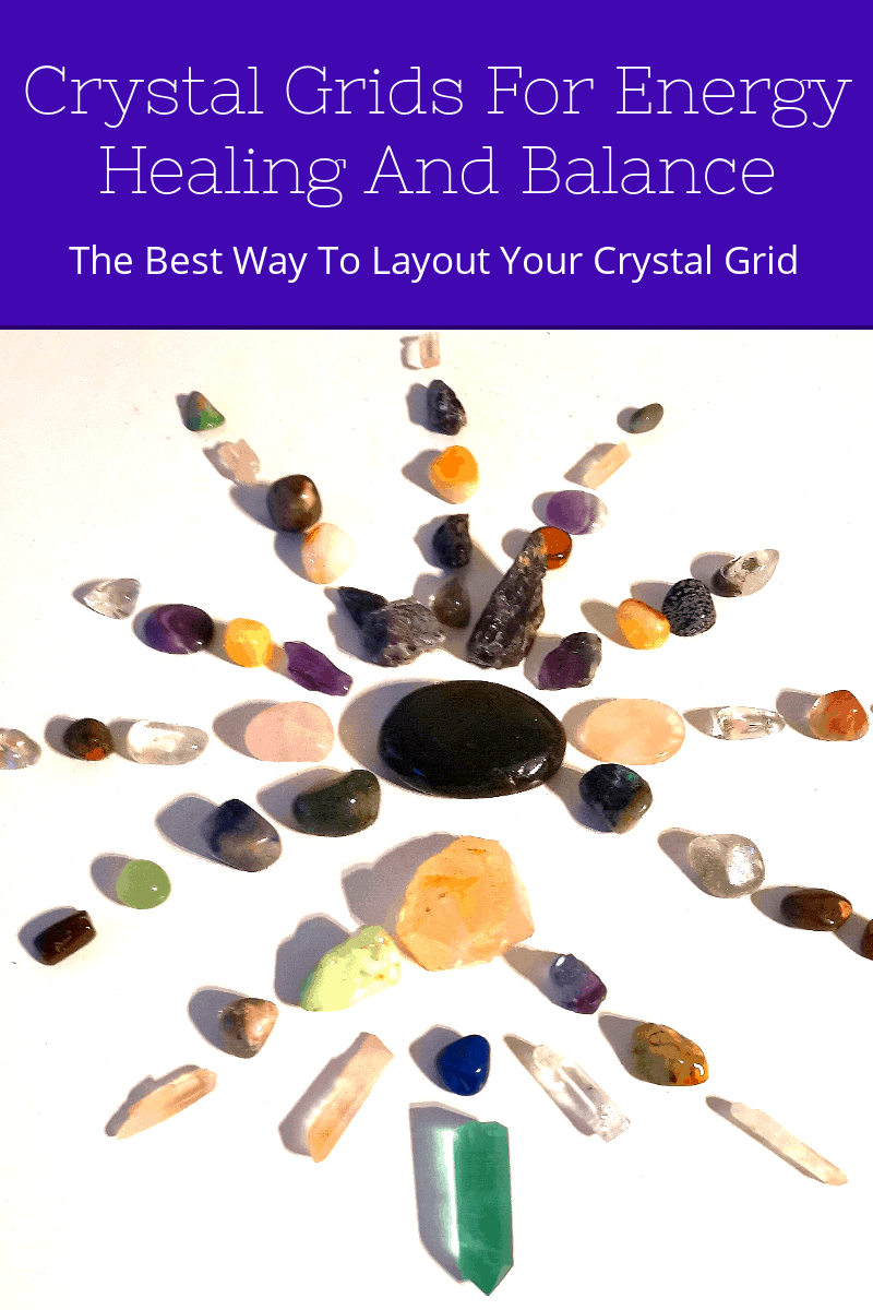 Whether you have just begun working with healing stones, or are an experienced energy worker, I am sure you have heard of Crystal Grids. They are an amazing way to gain maximum benefit from your gemstones.  In this post we look at how you can use them to improve your energetic health and balance.  Learn how to form the best crystal grid that will have a massive impact on your well being and vitality.