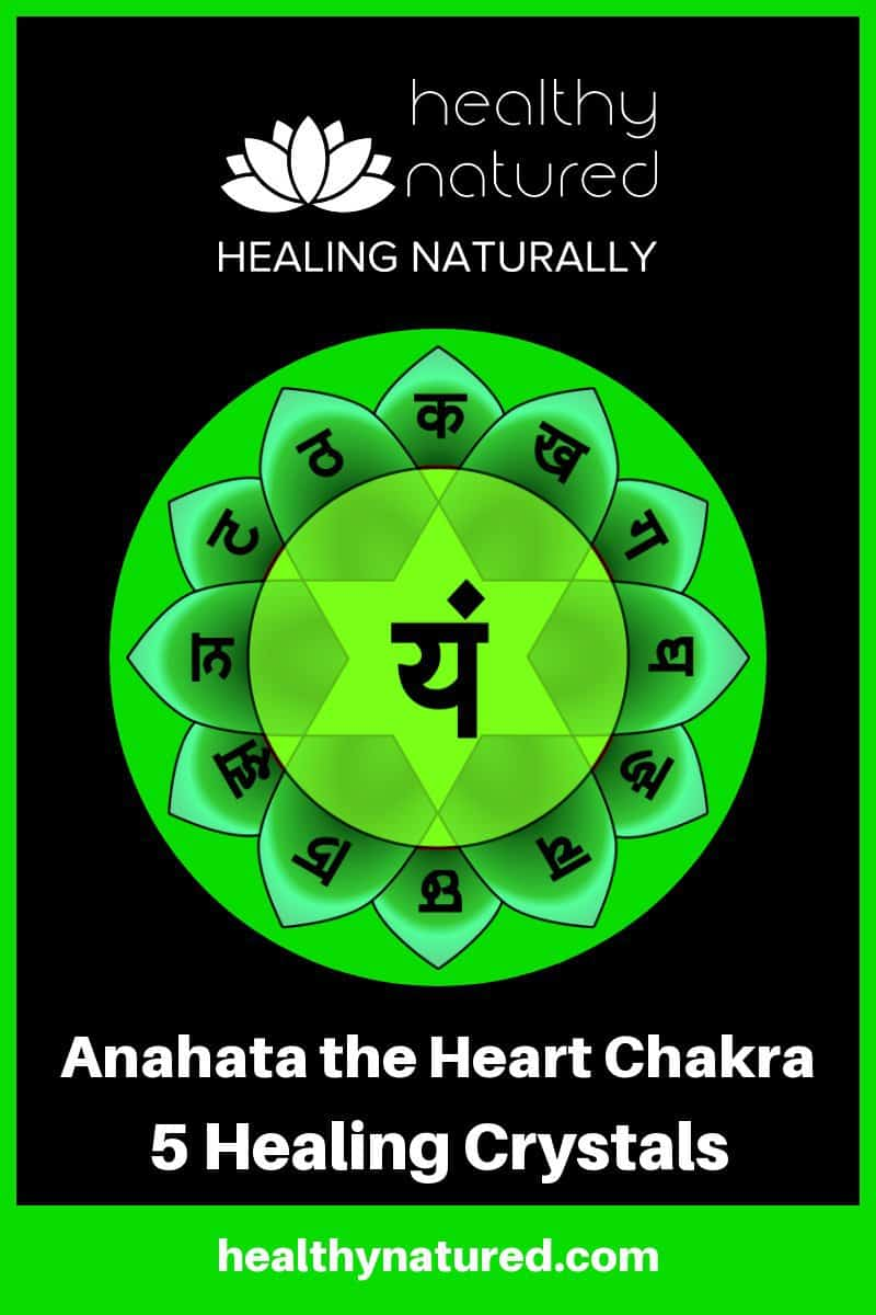 Discover the top 5 Heart Chakra Crystals to open, balance and align Anahata.Our Heart Chakra is the body\'s energetic control center.It is the 4th of our major chakras, located at heart center directly between the lower bodies physical 3 (Muladhara, Svadhisthana, Manipura) and the upper bodies spiritual 3 (Vishuddha, Ajna, Sahasrara).