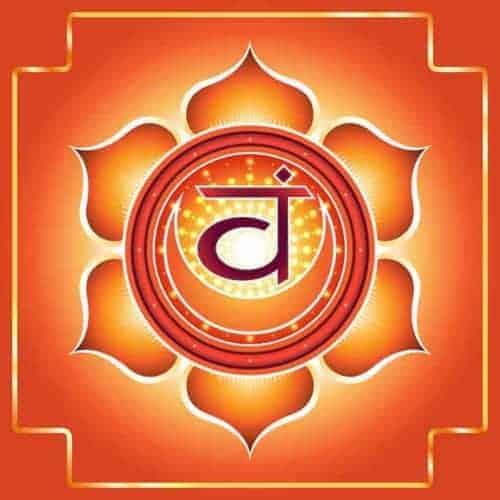 sacral chakra crystals and healing stones for Svadhisthana