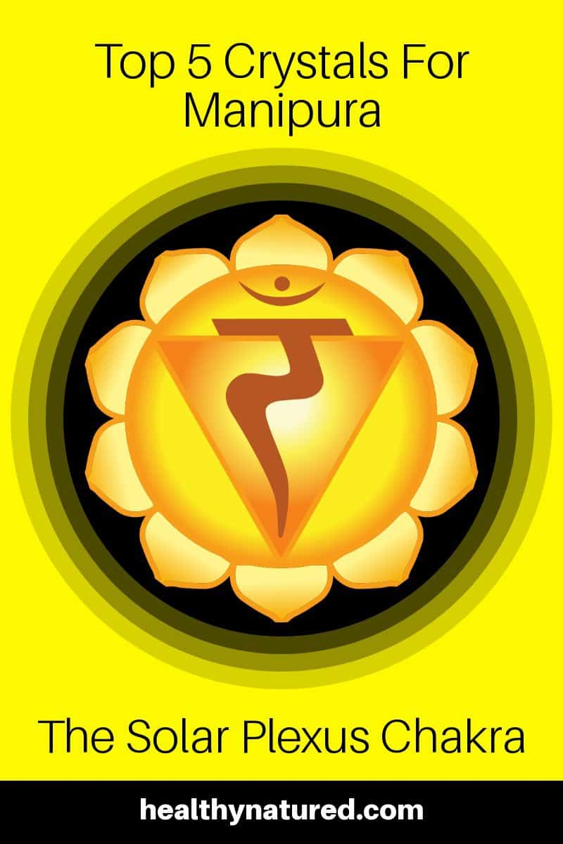 Manipura the Solar Plexus Chakra is responsible for the energies directly linked to our sense of self. Manipura is 3rd of our body\'s Major Chakras and is associated with the development and health of our self-esteem, sense of purpose, personal identity. In this post we look at the crystals for the Solar Plexus Chakra.