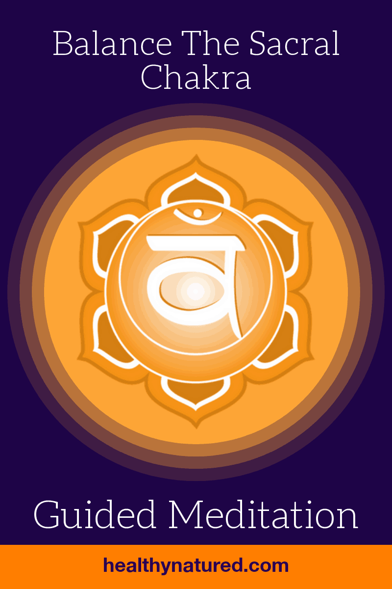 In this post we offer a guided meditation for Svadhisthana, our Sacral Chakra. We look at the purpose of the 2nd chakra, the energies associated with our health, the symbolism of color, links to the element of water and why it is vital that we ensure we open and balance the Sacral Chakra.
