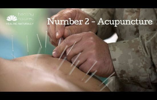 Complementary Medicines - Acupuncture