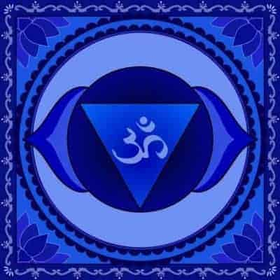 Ajna the Third Eye Chakra