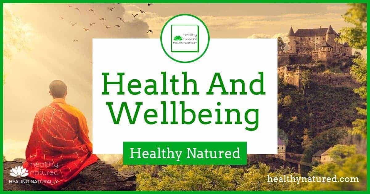 Health and Wellbeing Booking Page – HealthyNatured