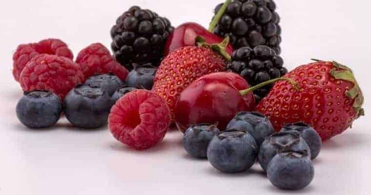 berries are excellent for constipation relief - natural remedies for constipation