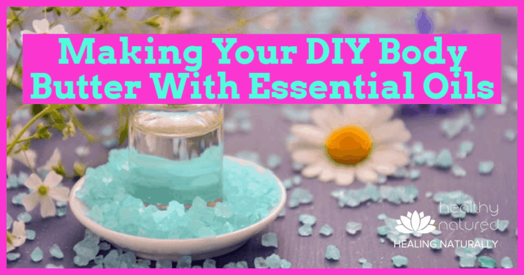 Making Your DIY Body Butter With Essential Oils