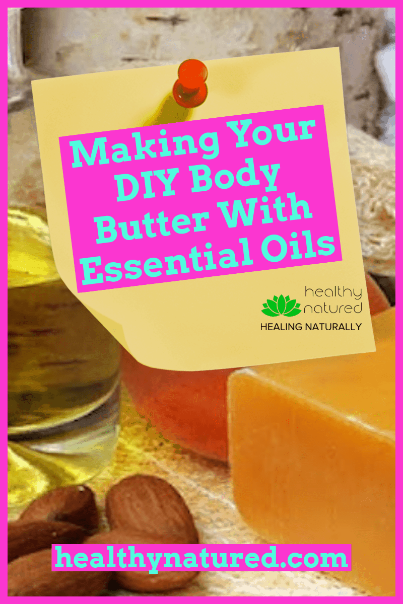 5 Steps For Incredible Diy Body Butter With Essential Oils