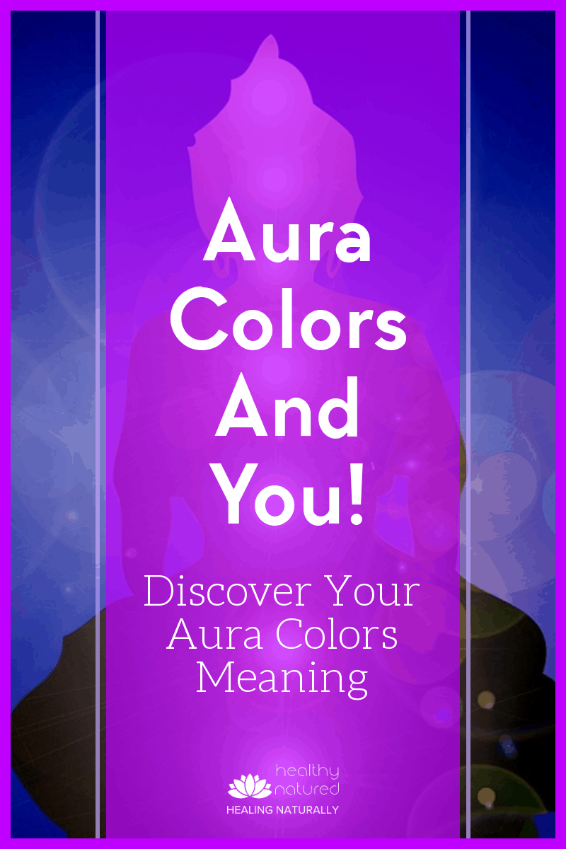 Aura color is directly related to the chakras.  Discover what the colors mean in certain areas of the body in this downloadable, shareable aura colors chart.  #auras #auracolors