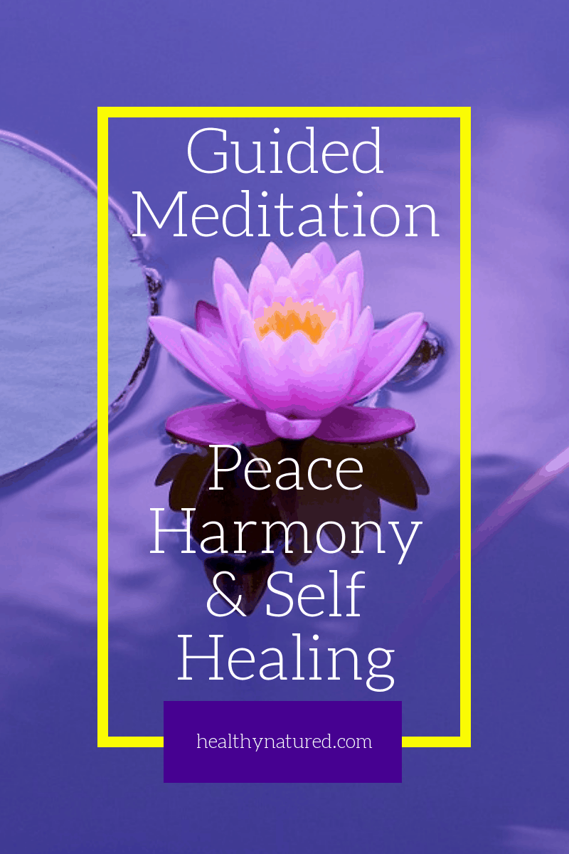 Discover the best Guided Meditation For Peace, Harmony and Self Healing. Learn how to use visualization and energy to achieve peace and healing. #guidedmeditation #peace #harmony #healing