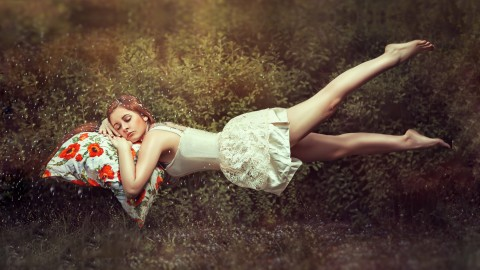 Lucid Dreaming: How to Trigger Inception in Your Sleep