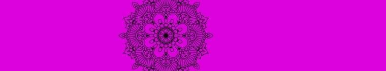magenta color aura chart