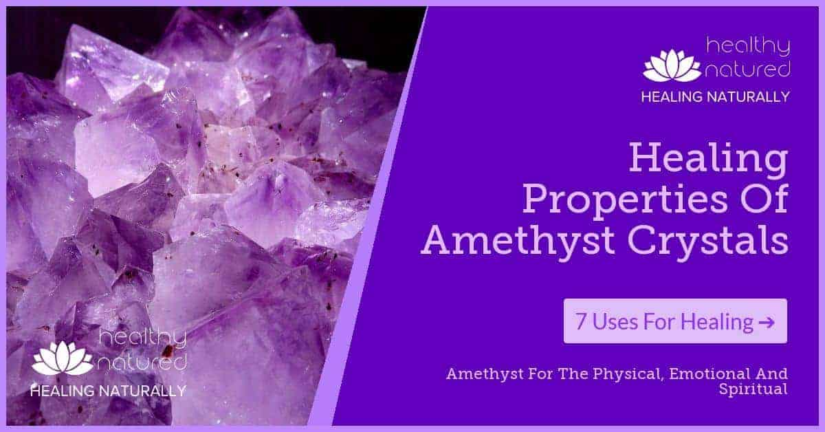 Amethyst Healing Properties (Why Every Home Needs Amethyst Crystals)