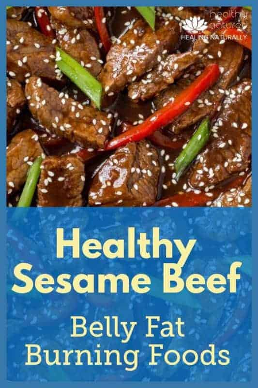 Healthy Vietnamese Sesame Beef Recipe - The Belly Fat Burning Foods Guide
