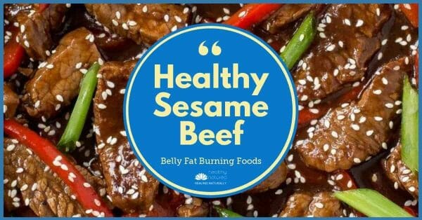 Healthy Vietnamese Sesame Beef Recipe - The Belly Fat Burning Foods