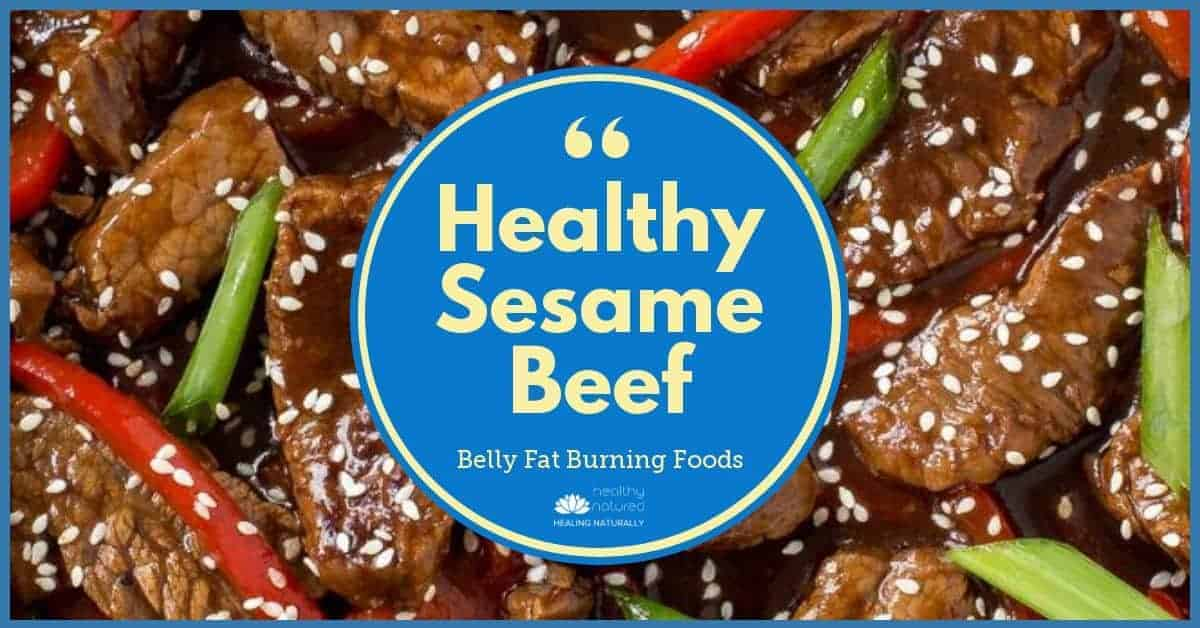 Vietnamese Sesame Beef Recipe – The Belly Fat Burning Foods Guide 2019