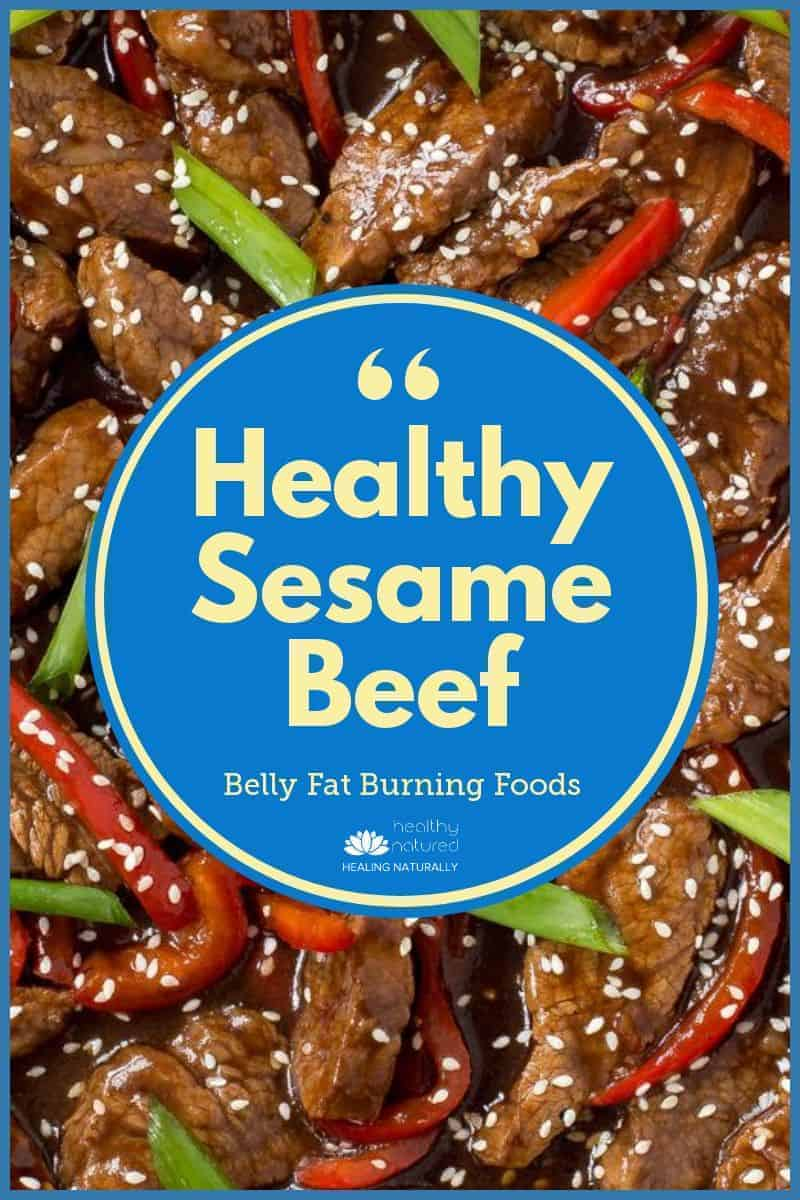 Vietnamese Sesame Beef Recipe - The Belly Fat Burning Foods Guide 2019