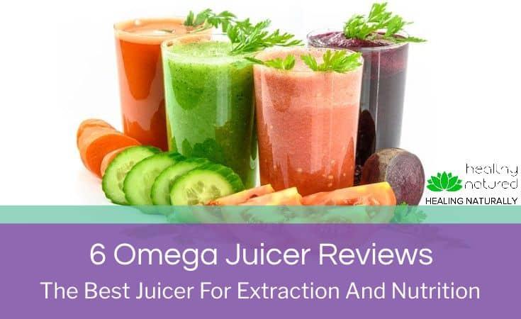 6 Omega Juicer Reviews - The Best Omega Juicers