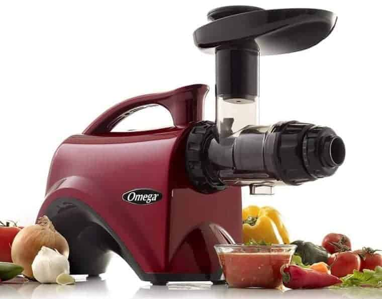The Best Juicer - Omega Juicer NC900HDC Extractor and Nutrition Center