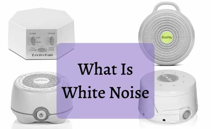 Best White Noise Machine For Sound Therapy And To Sleep Well