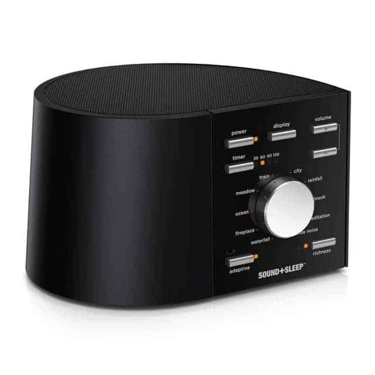 Sound And Sleep - Best White Noise Machine For Sound Therapy