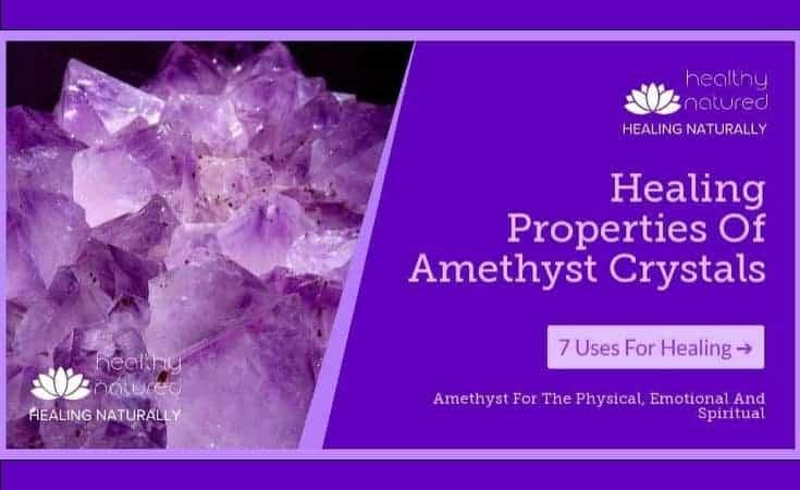 healing properties of amethyst crystals