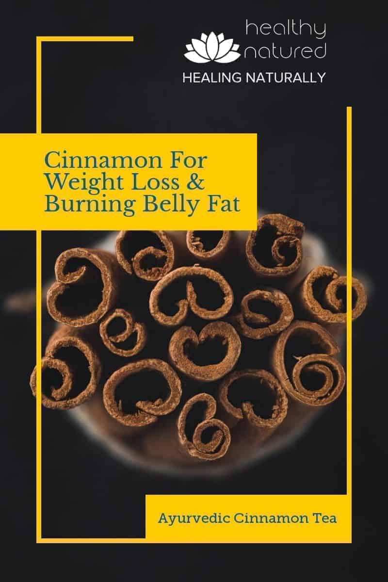 Honey And Cinnamon For Weight Loss (3 Ayurvedic Cinnamon Tea Recipes)