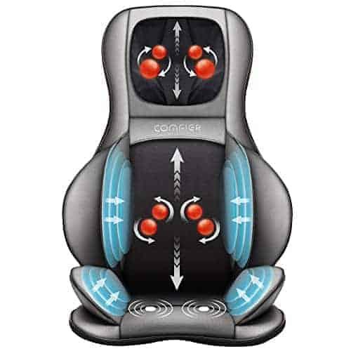 Comfier Shiatsu Neck &Amp; Back Massager