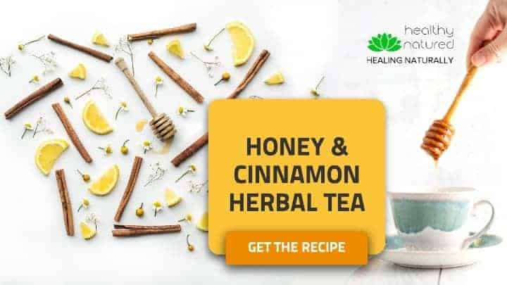 Honey And Cinnamon Herbal Tea