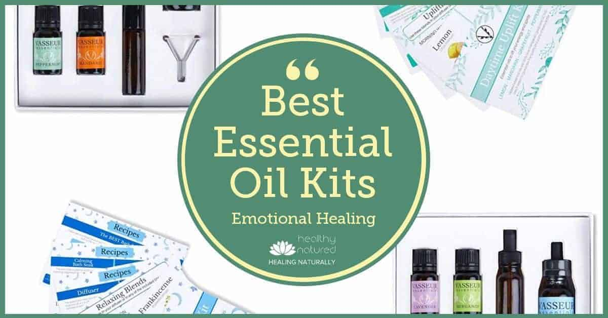 Best Essential Oil Kits (3 Aromatherapy Kits For Emotional Healing)