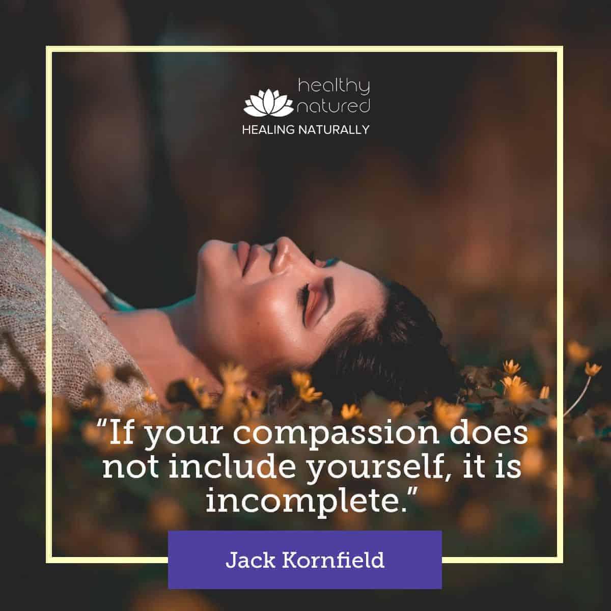 Jack Kornfield - Improve Health Outcomes