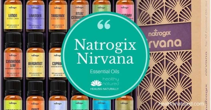Natrogix Nirvana Essential Oils