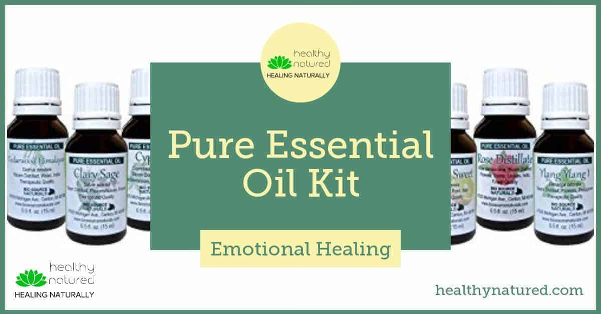 emotional healing best essential oil kits