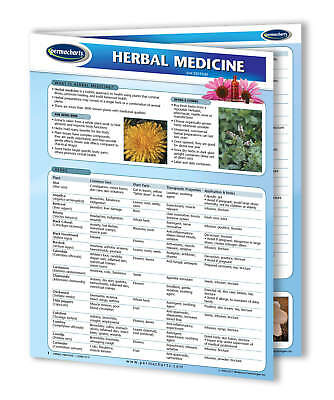 Herbal Medicine - Holistic Health Quick Reference Guide