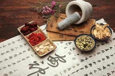 Holistic Chinese Medicine & Remedies on CD Herbs Homeopathic Natural Health