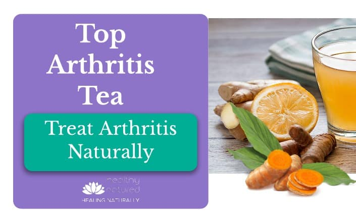 top arthritis treatment tea
