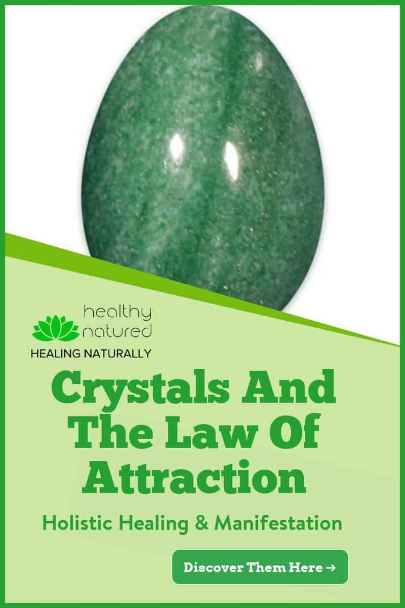 In this post we look at how to use Crystals and the Law of Attraction for Holistic Healing.  Discover our guide for how you can harness Universal Energy to manifest greater health, well-being and inner peace.